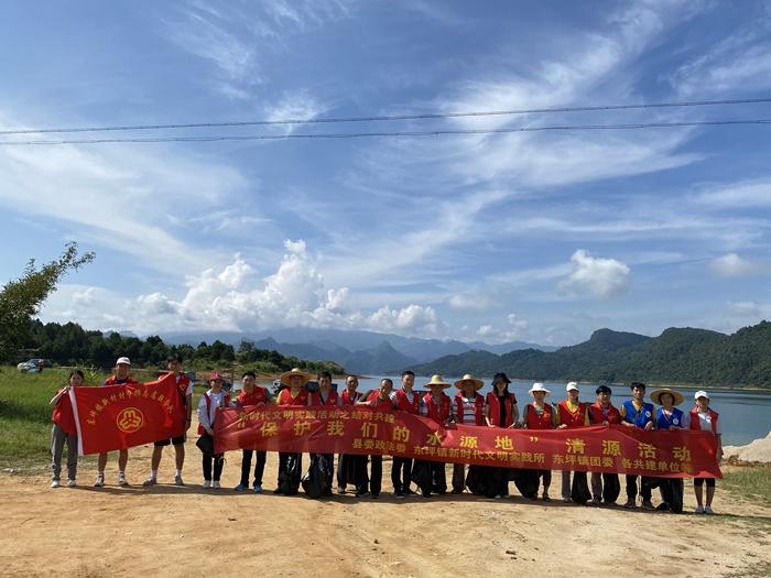 """安徽长丰县:新时代文明实践的""""水湖答卷"""""""