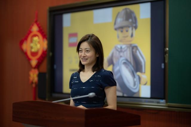 培养青少年商标意识 知识产权公益课堂走进重庆校园