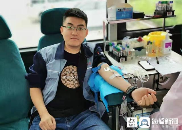 彰显社会责任感 东营爱心企业积极献血传递正能量